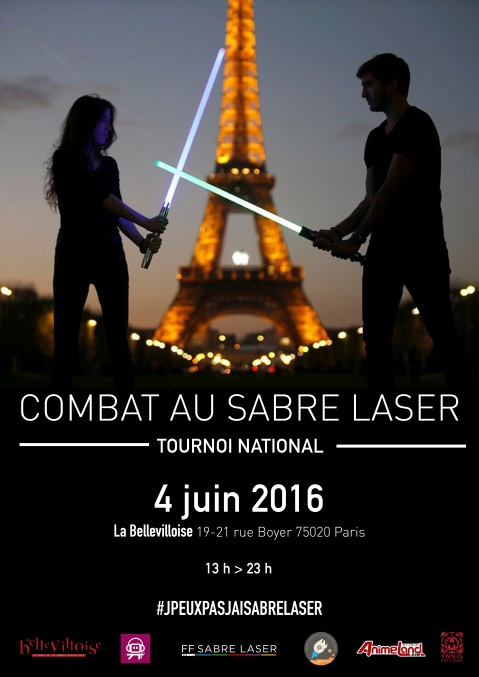 Tournoi National de Sabre Laser