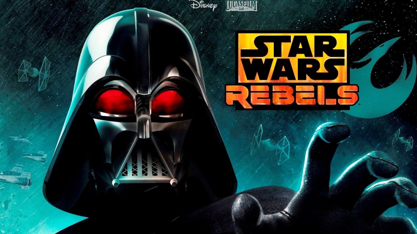 Un nouveau trailer pour Rebels saison 2