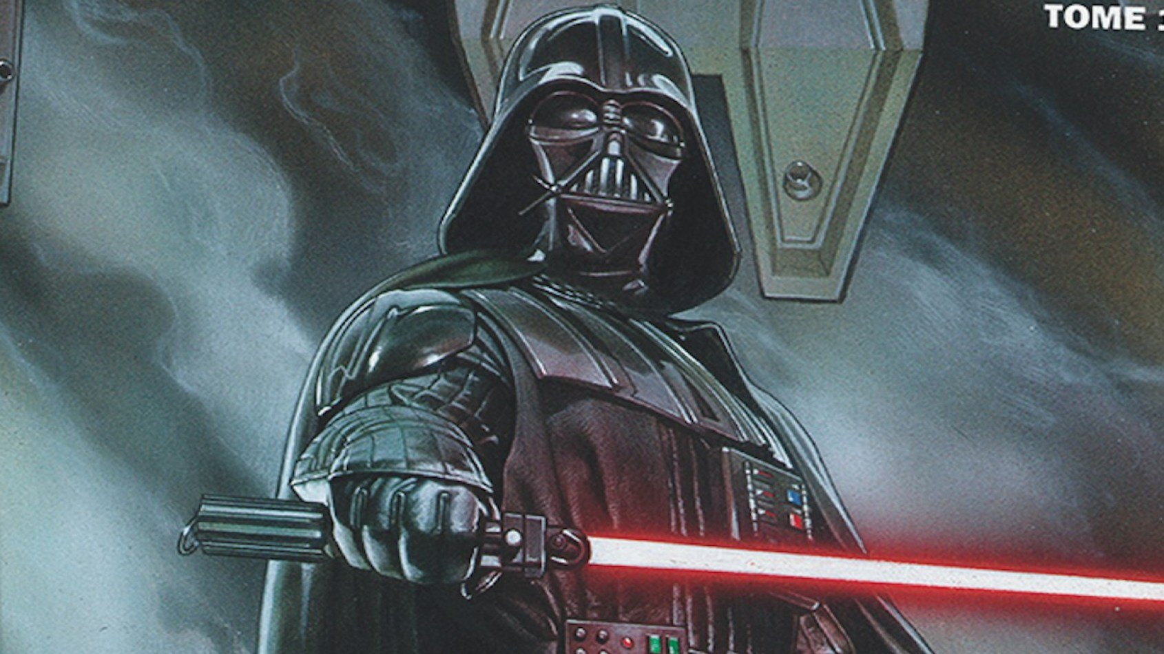 [Panini] Sortie de Star Wars 1 et Dark Vador 1