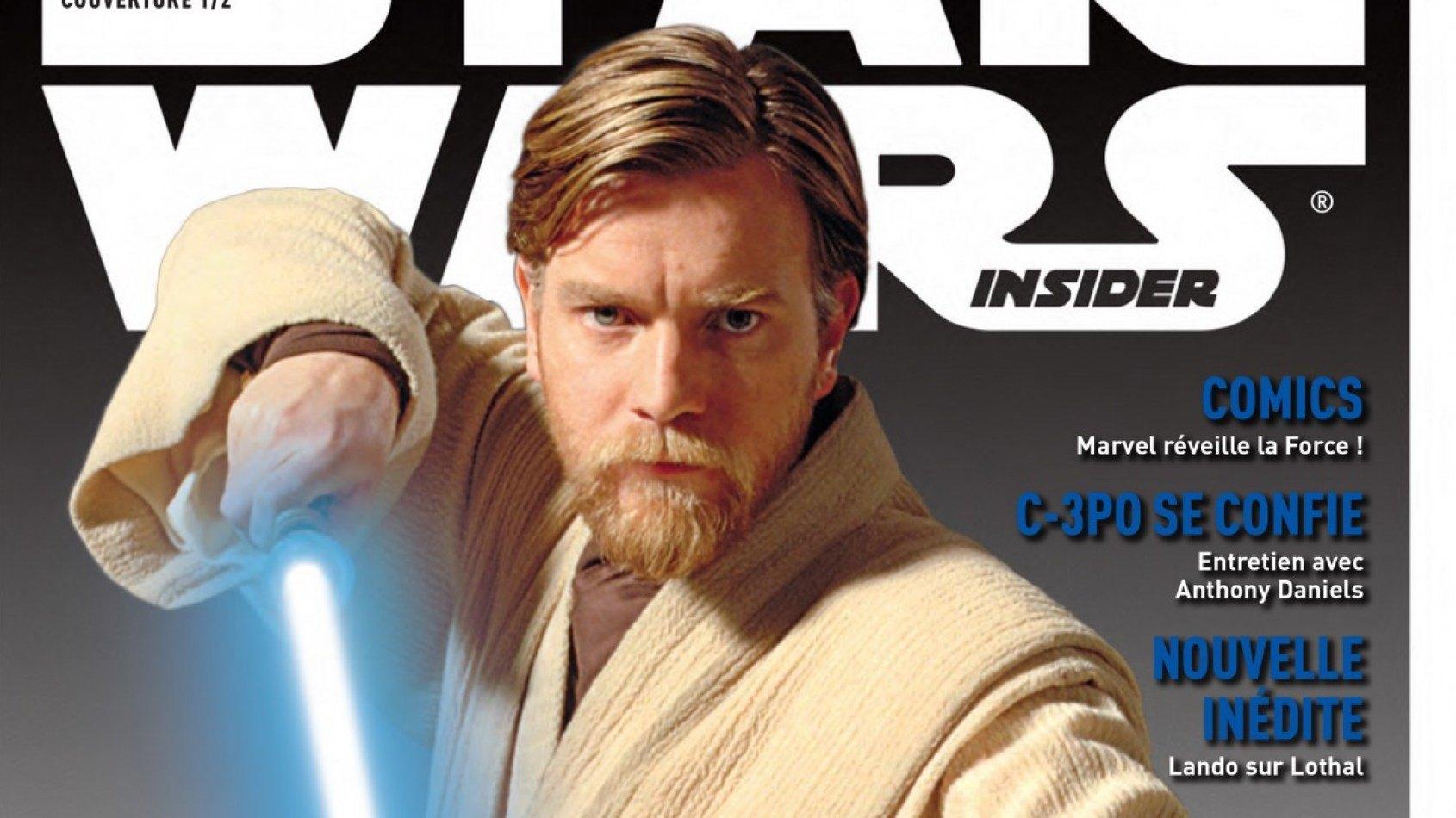[Panini] Le Star Wars Insider 3 est en kiosque