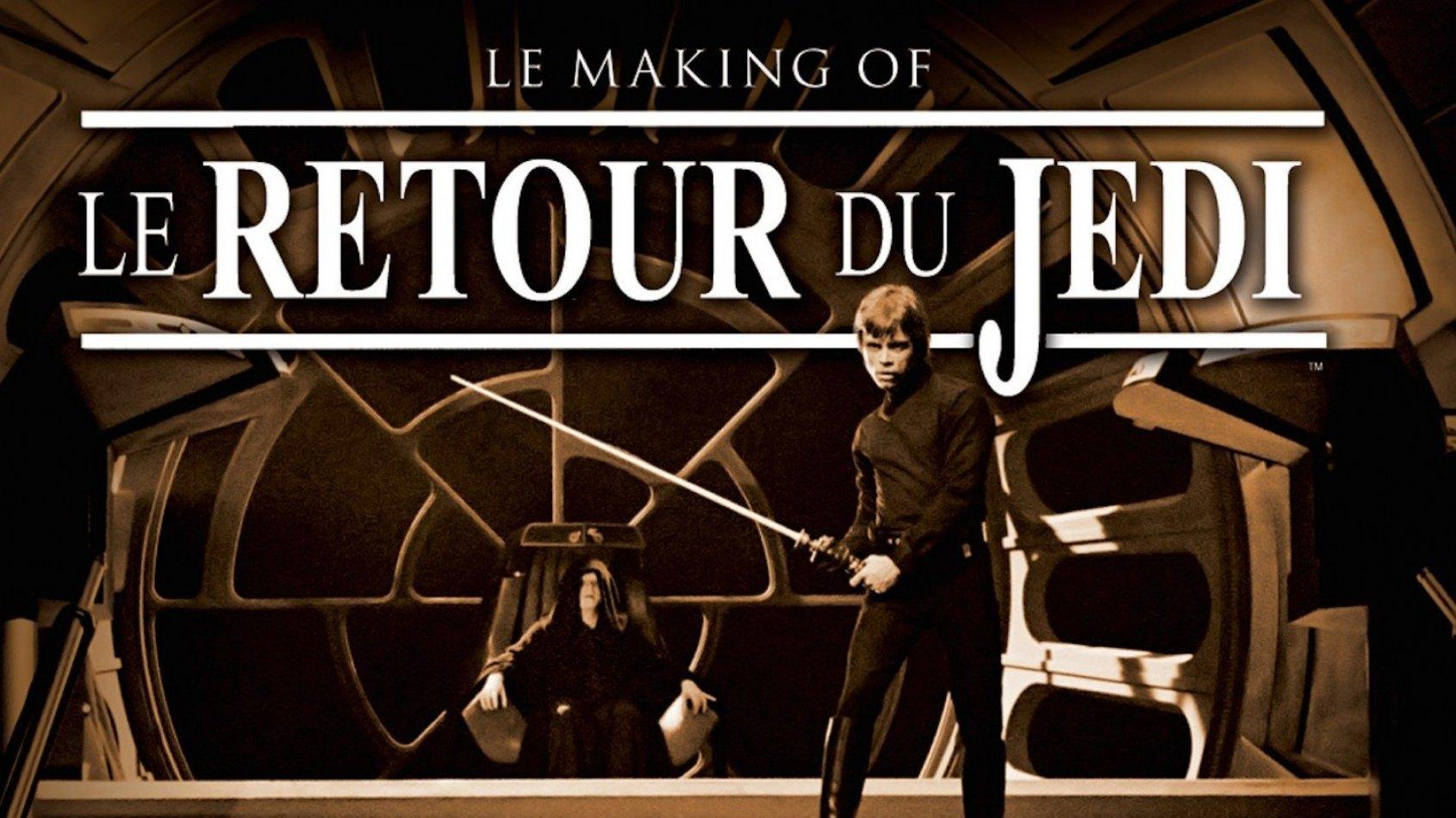[Akileos] La bande-annonce du Making of Le Retour du Jedi