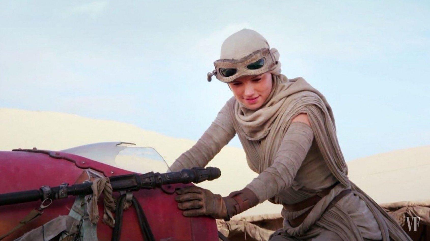 Quelques infos sur le passé de Rey