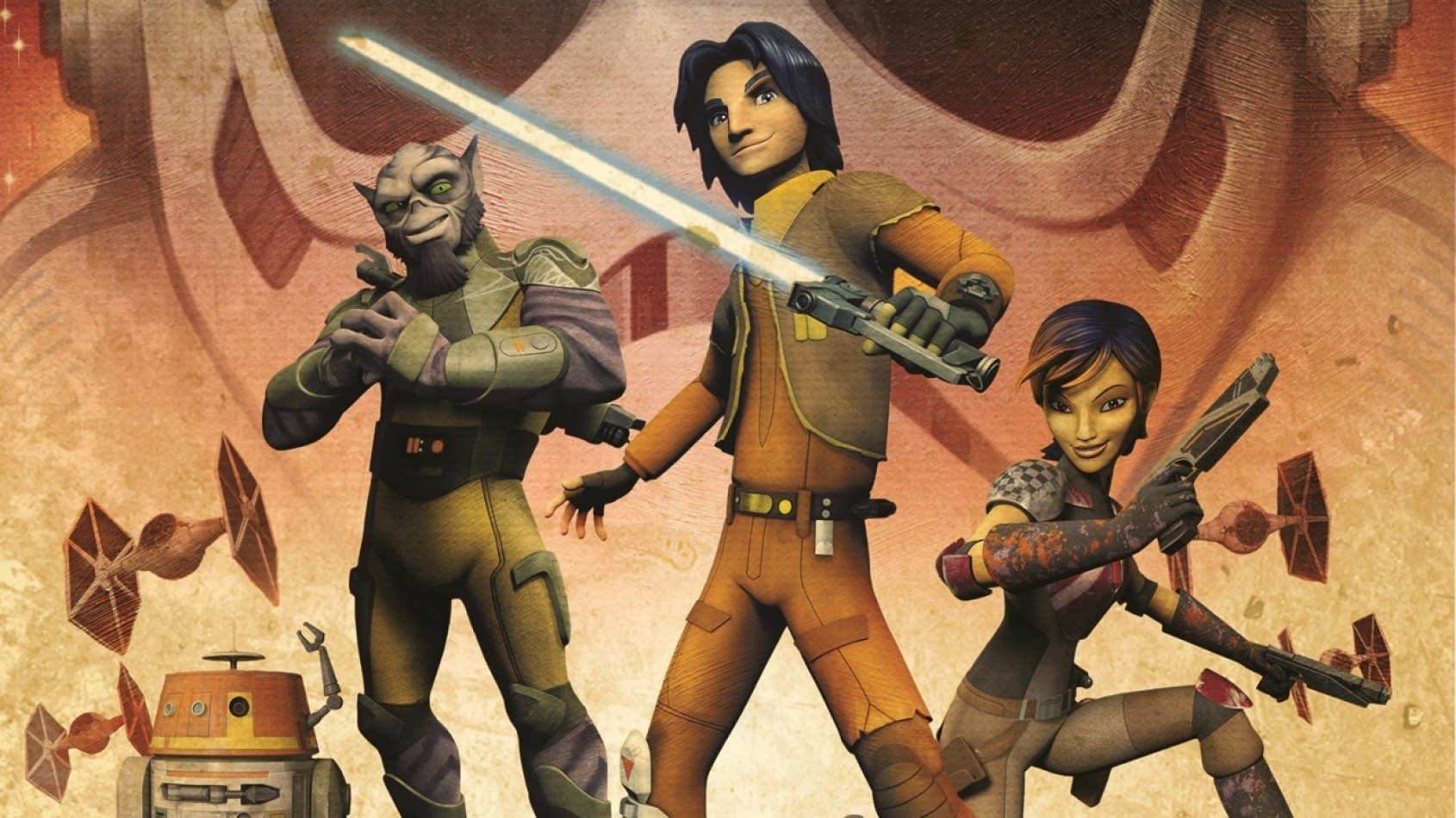[Delcourt] Sortie de Star Wars Rebels 2