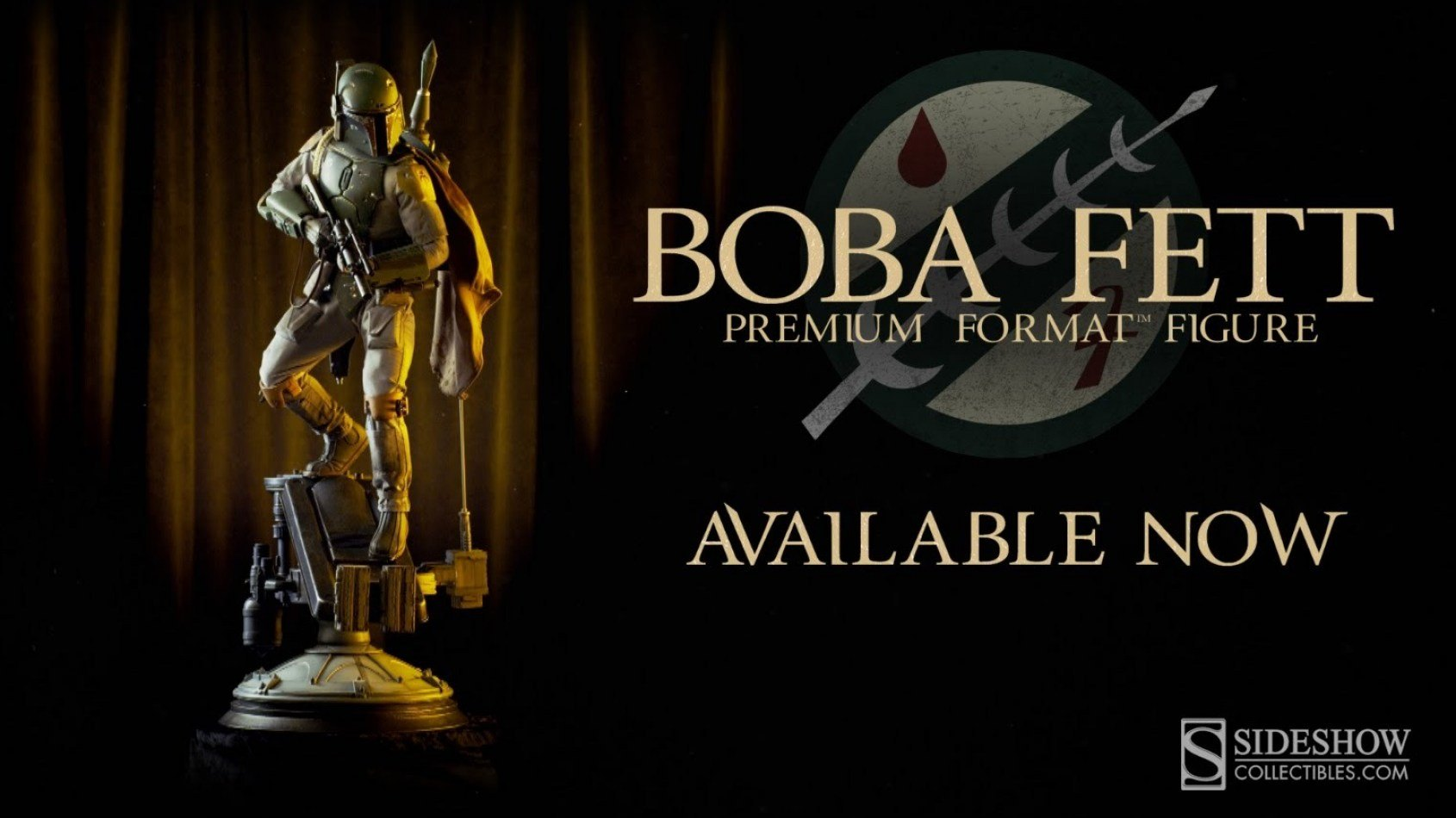 [Sideshow Collectibles] Boba Fett Premium Format™