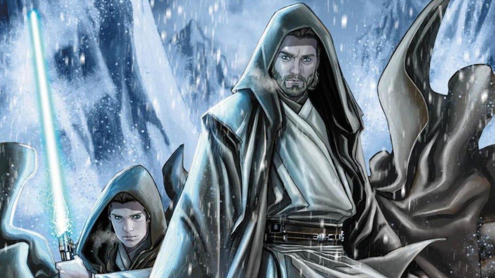 Une série Marvel sur Obi-Wan et Anakin