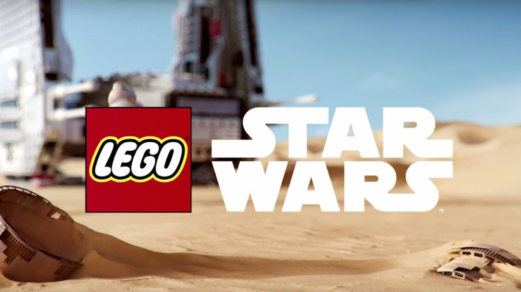 Lego dévoile un nouveau vaisseau du Réveil de la Force !