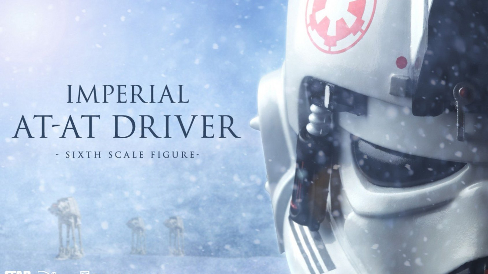 [Sideshow Collectibles] AT-AT driver sixth scale figure