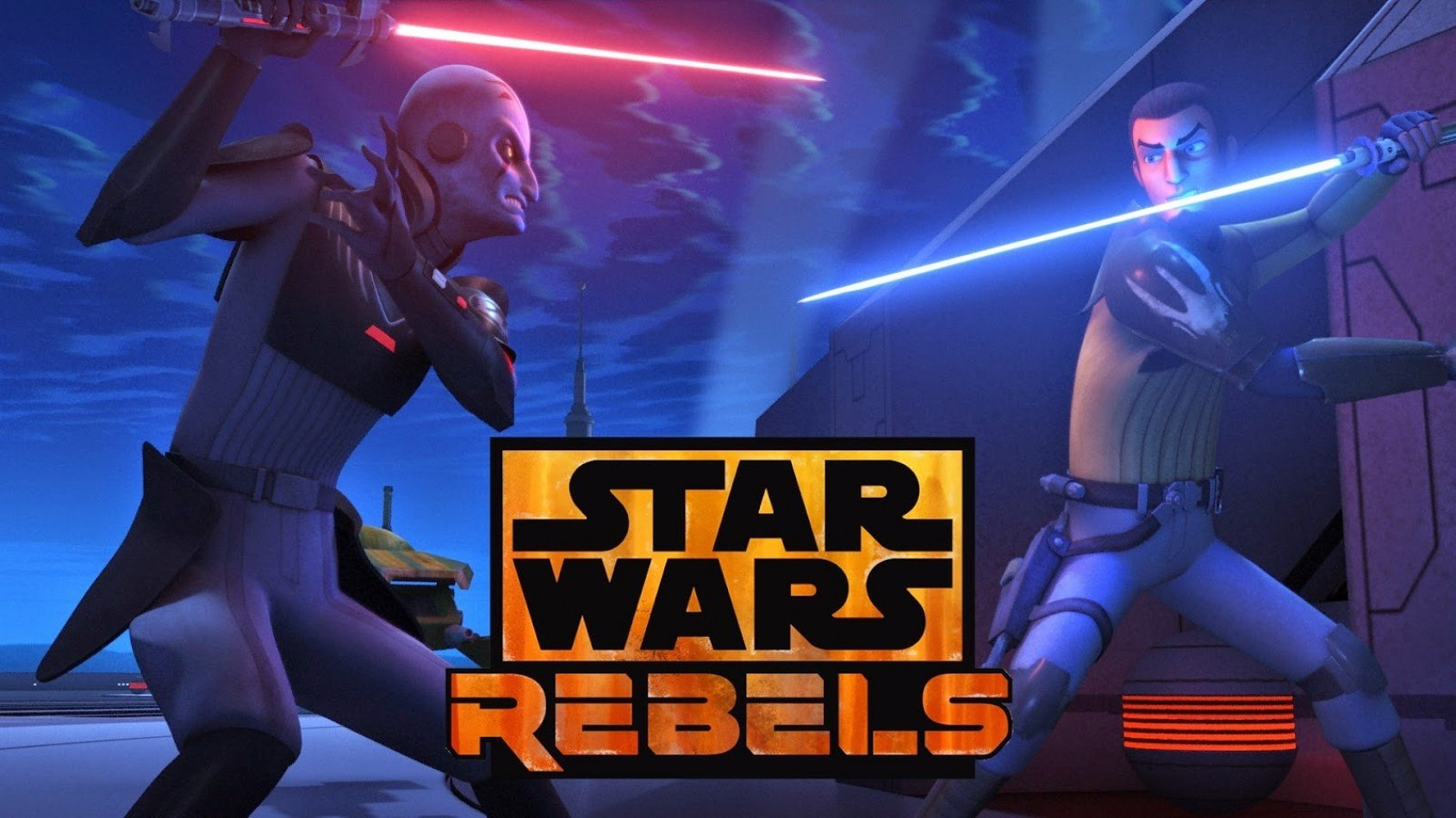 DVD saison 1 de Star Wars Rebels