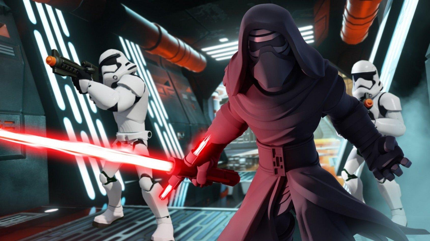 Le Réveil de la Force arrive dans Disney Infinity