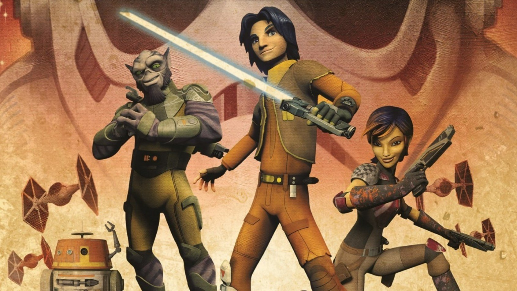 [Review] Star Wars Rebels tome 2