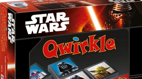Les nouveaux jeux de société Star Wars !