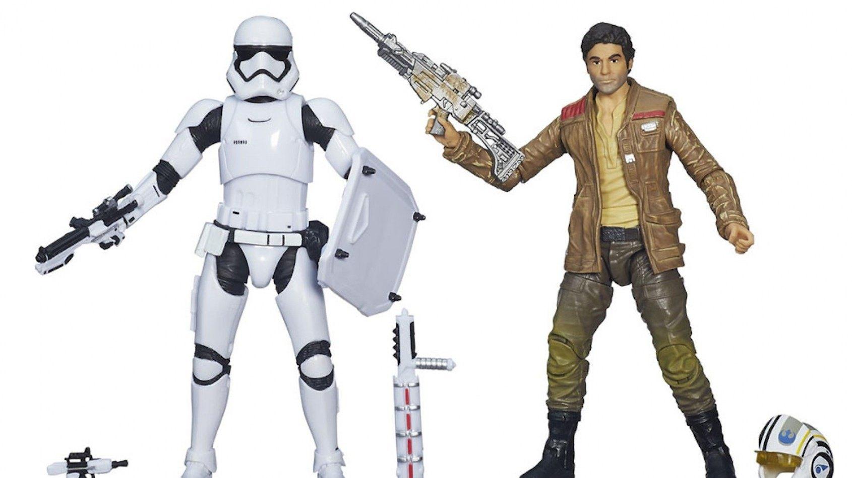 Les figurines Hasbro exclusives en France