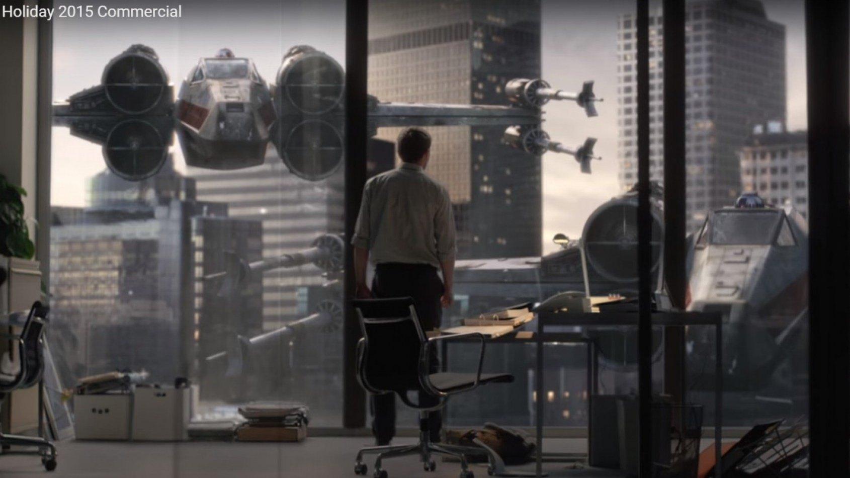 Première Vidéo Pub pour Battlefront sur Playstation