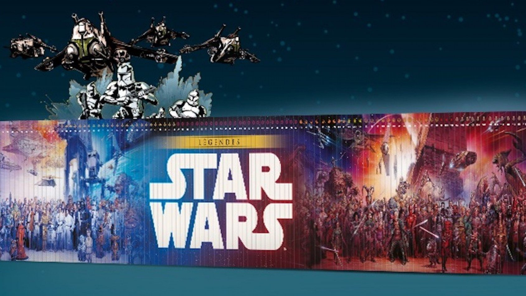 [Hachette] Star Wars Comics : La Collection de R�f�rence (bient�t)