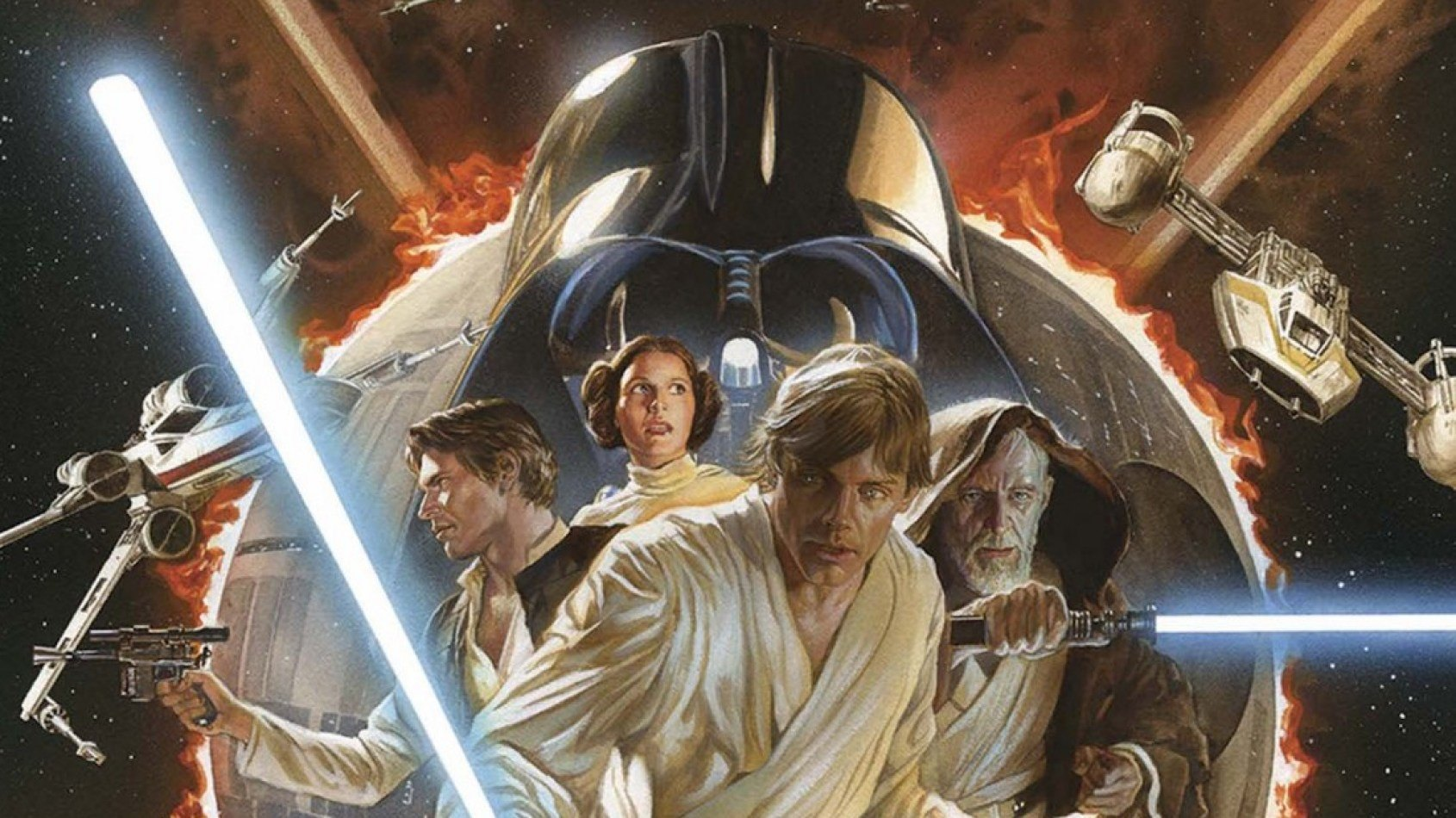 [Panini] 4 couvertures pour le magazine STAR WARS 004, dont 2 collectors