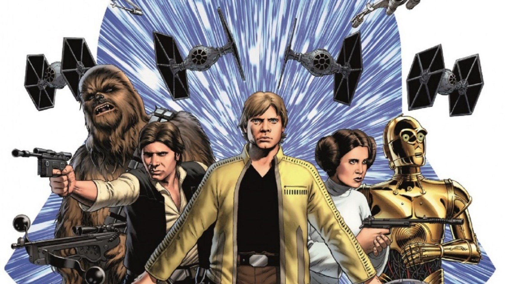 [Review] Star Wars 1 : Skywalker Passe à l'Attaque et Dark Vador 1 : Vador