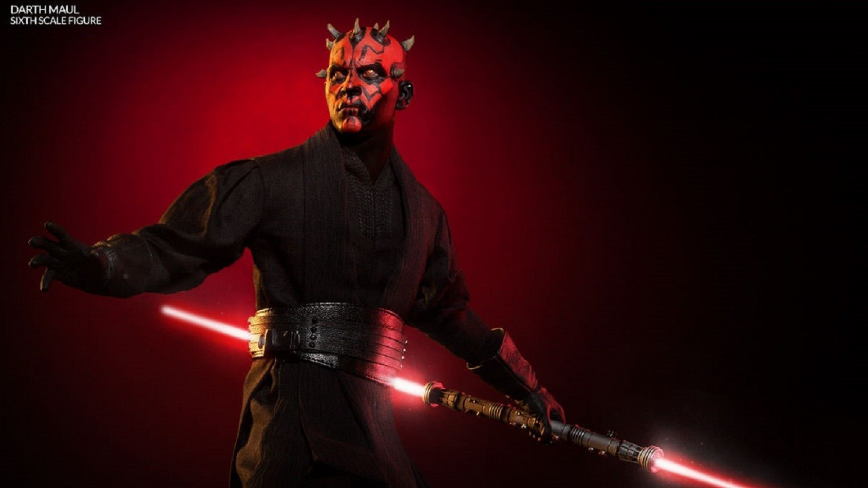 [Sideshow Collectibles] Darth Maul Sixth Scale Figure en précommande