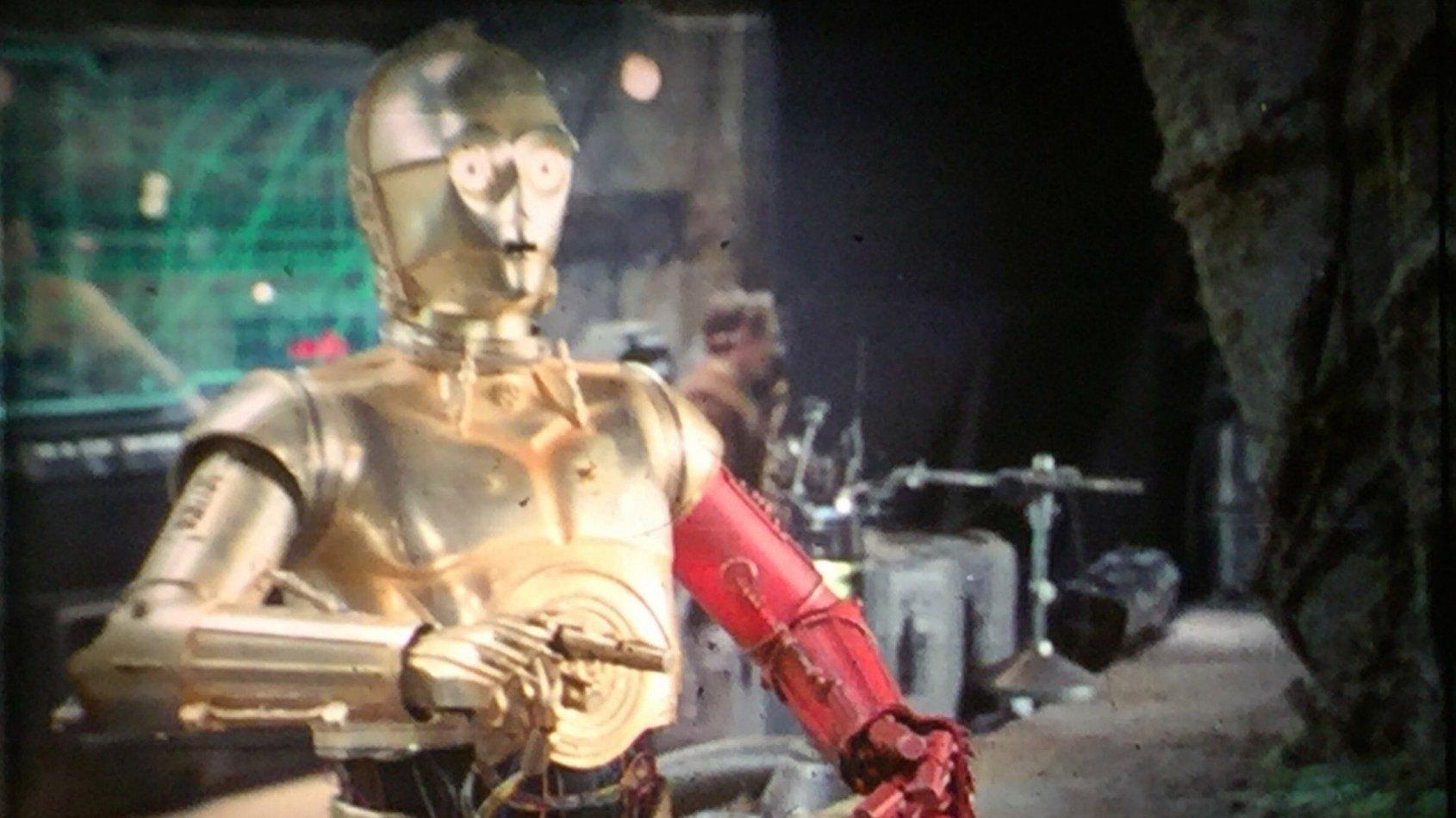 Les droids de la Résistance en photos !