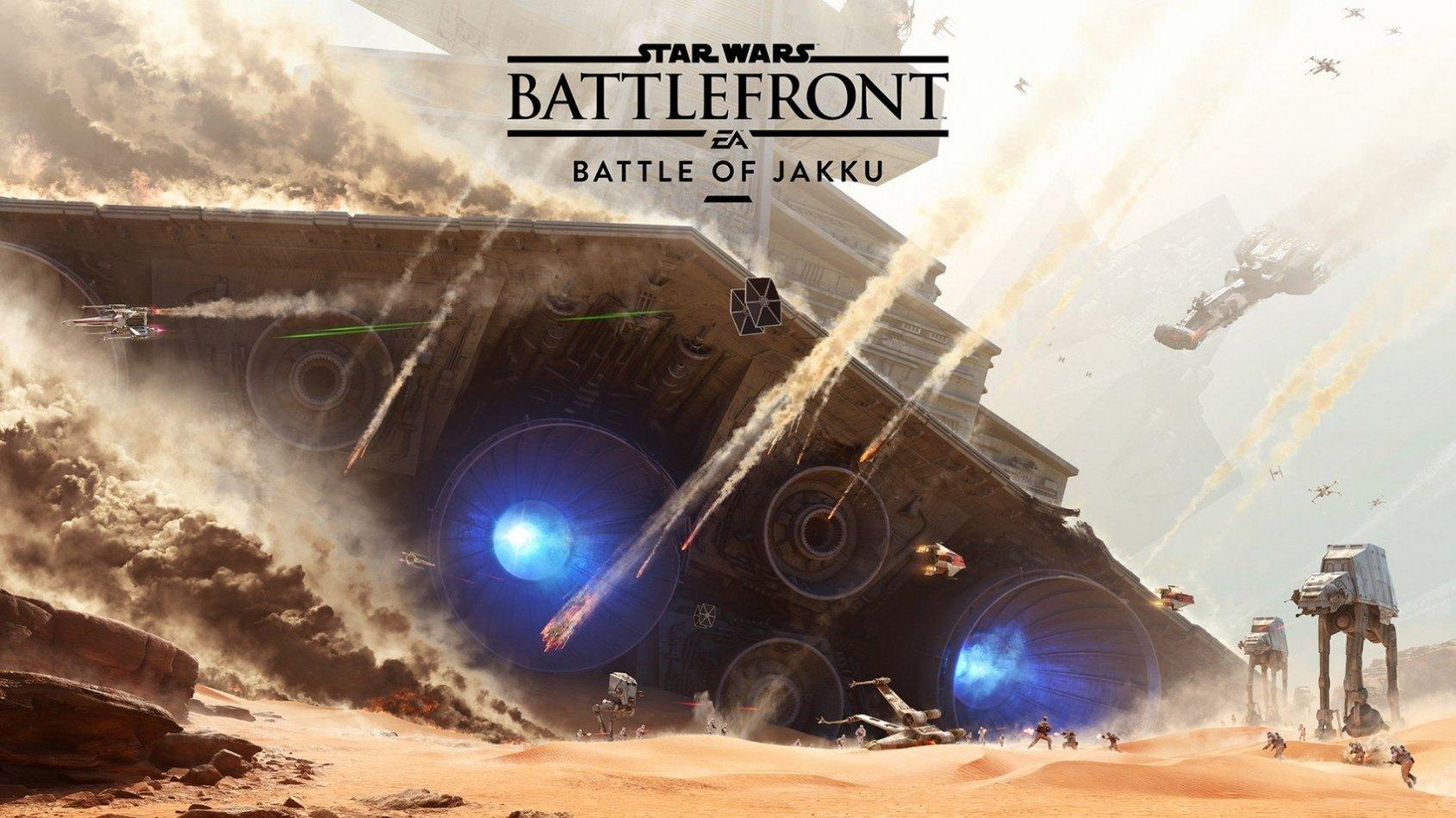 La Bataille de Jakku se dévoile en vidéo !