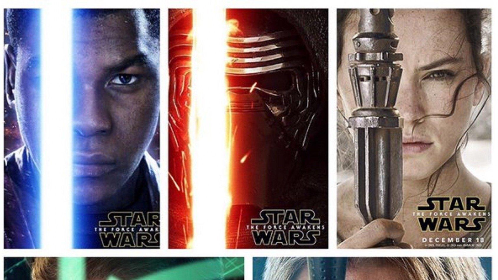 De nouvelles affiches officielles autour des personnages