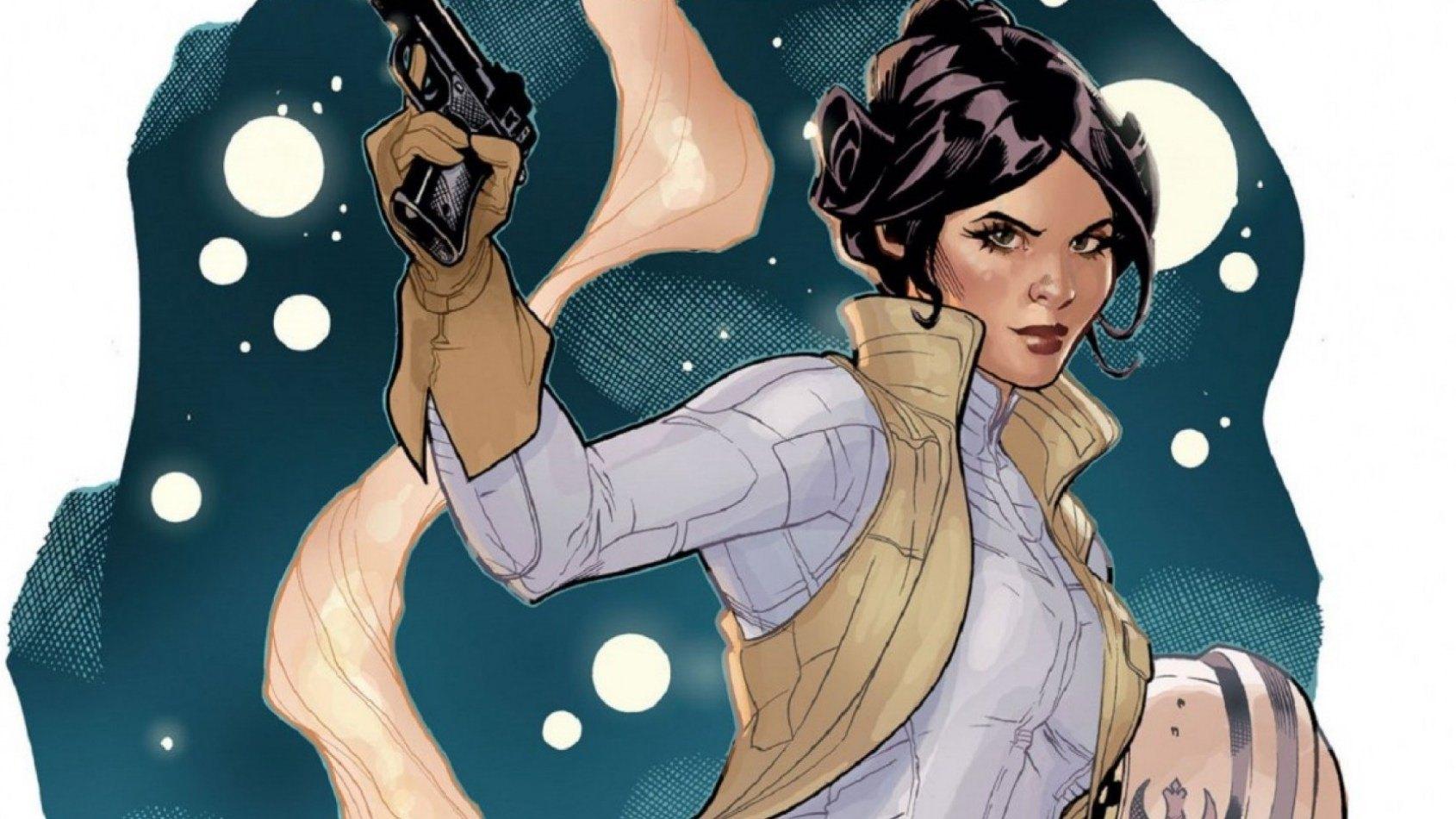 [Panini] Sortie de l'album Princesse Leia : L'Héritage d'Aldorande