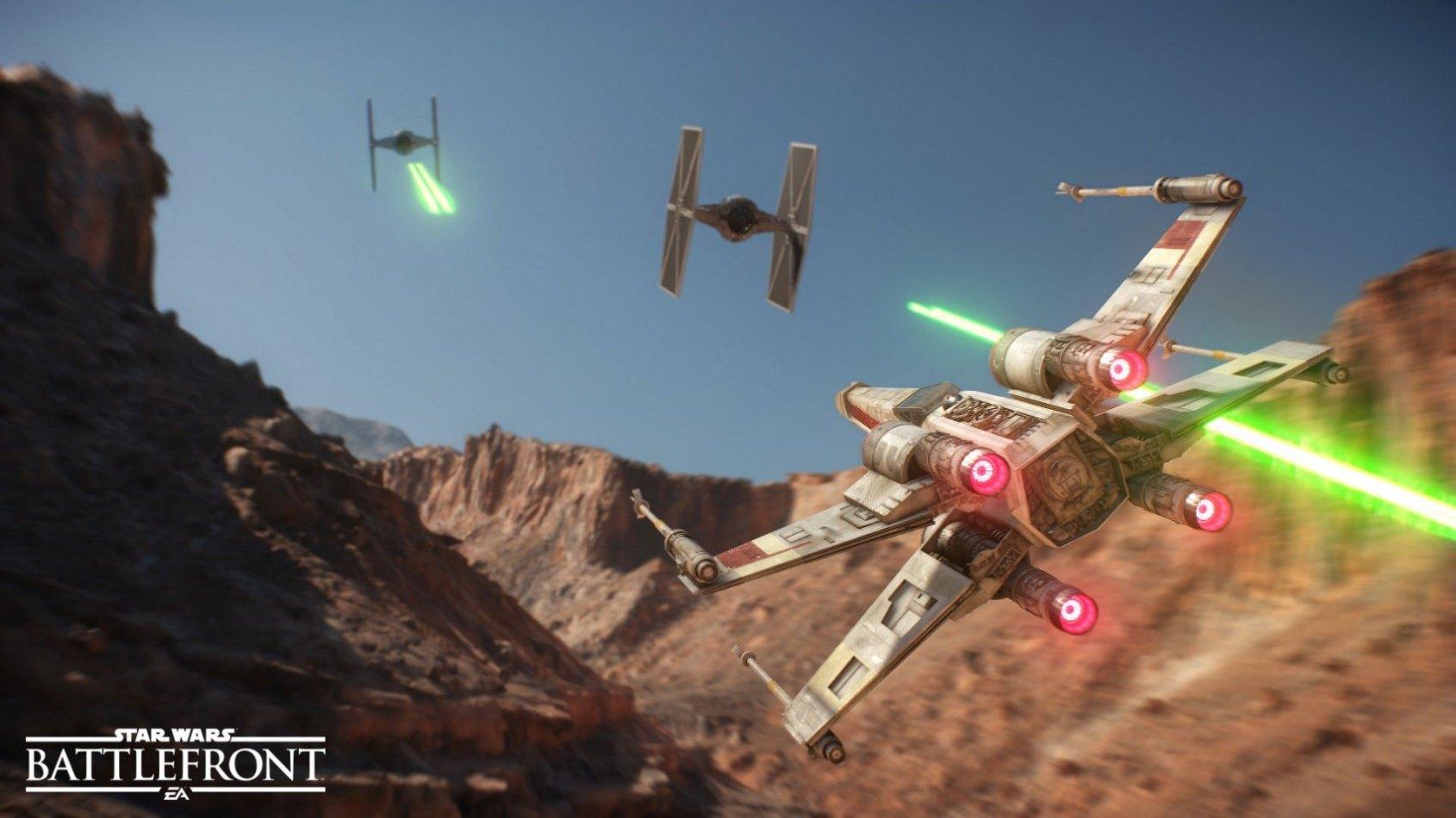 Le jeu Battlefront � 43 euros avec Plan�te Star Wars !