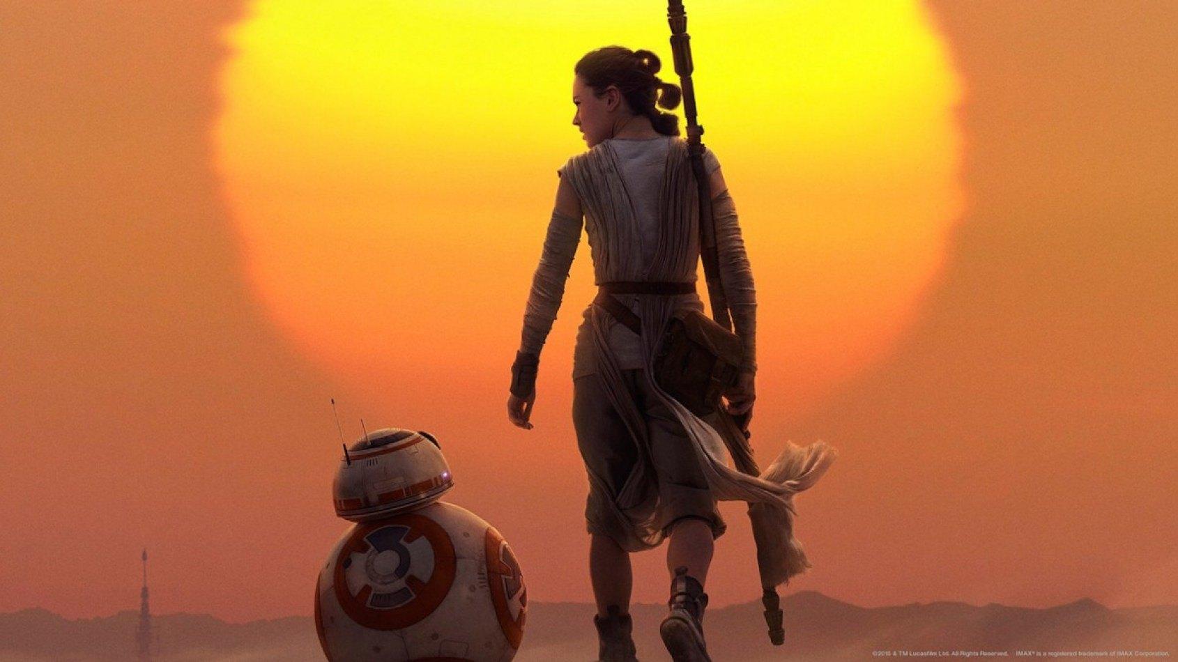 Le Poster Imax du Réveil de la Force