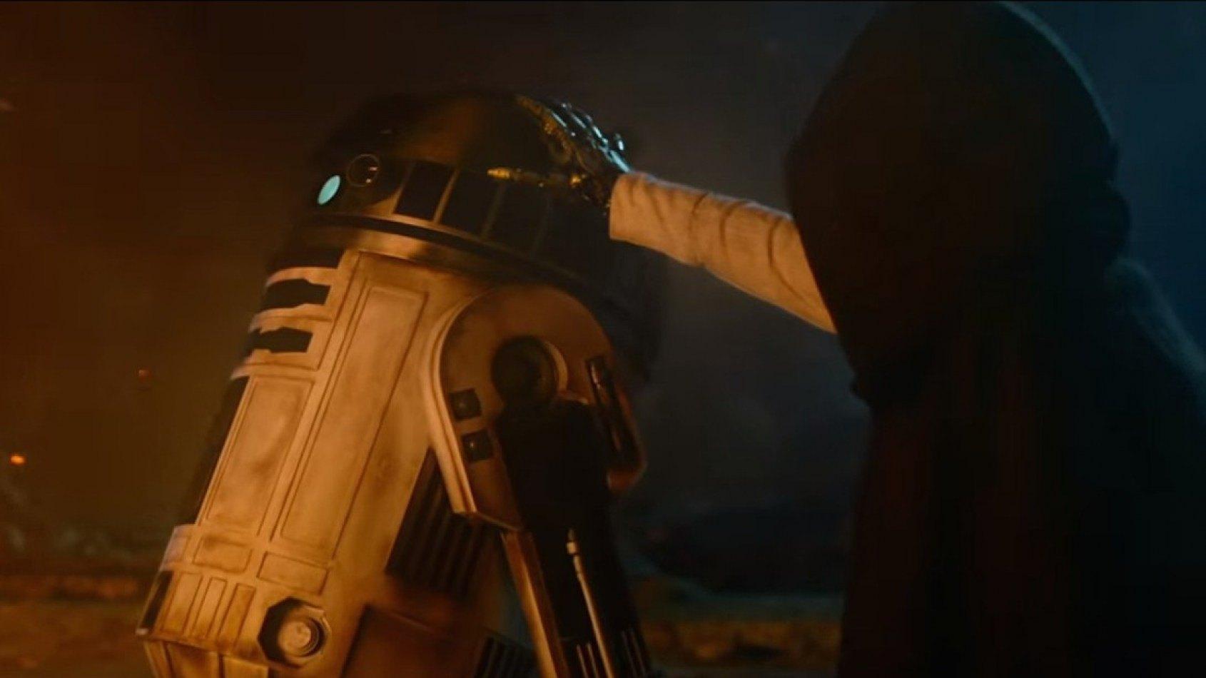 Des infos sur Luke Skywalker dans le Réveil de la Force