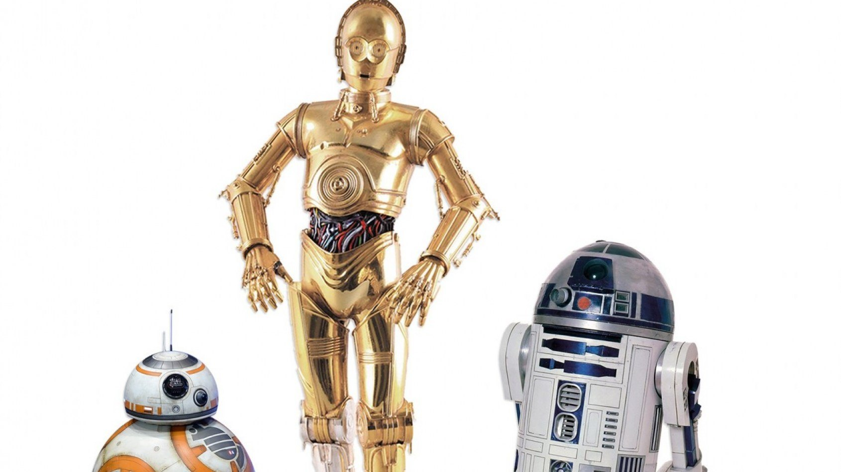 Science ebook sortie de les robots dans star wars - Robot blanc star wars ...