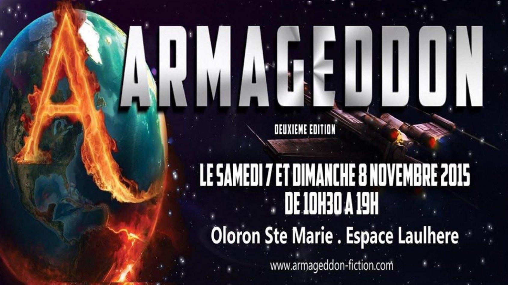 Retour vers le festival Armageddon - 2ème édition