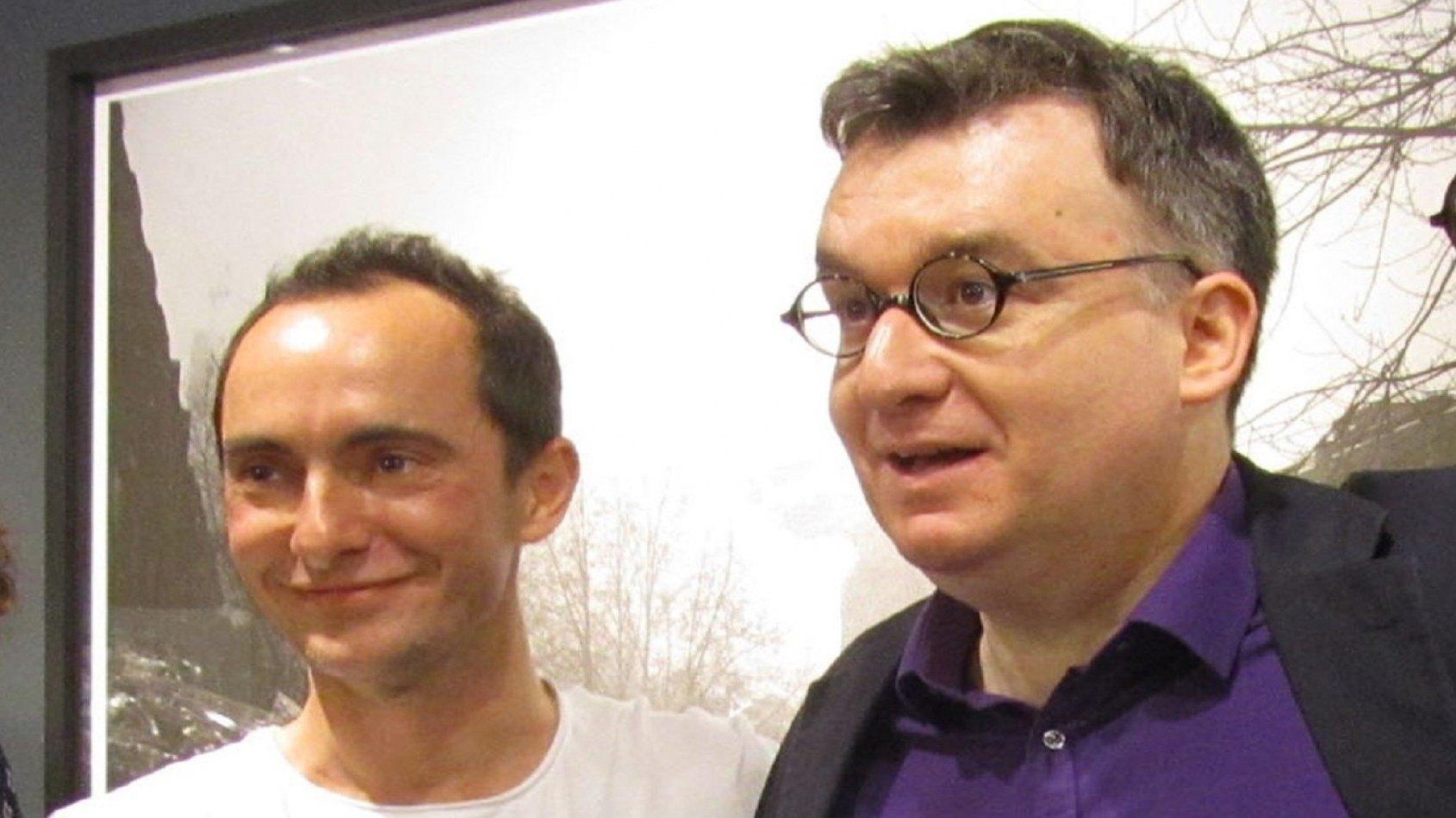 Interview de St�phane Faucourt et Antoine Bardet