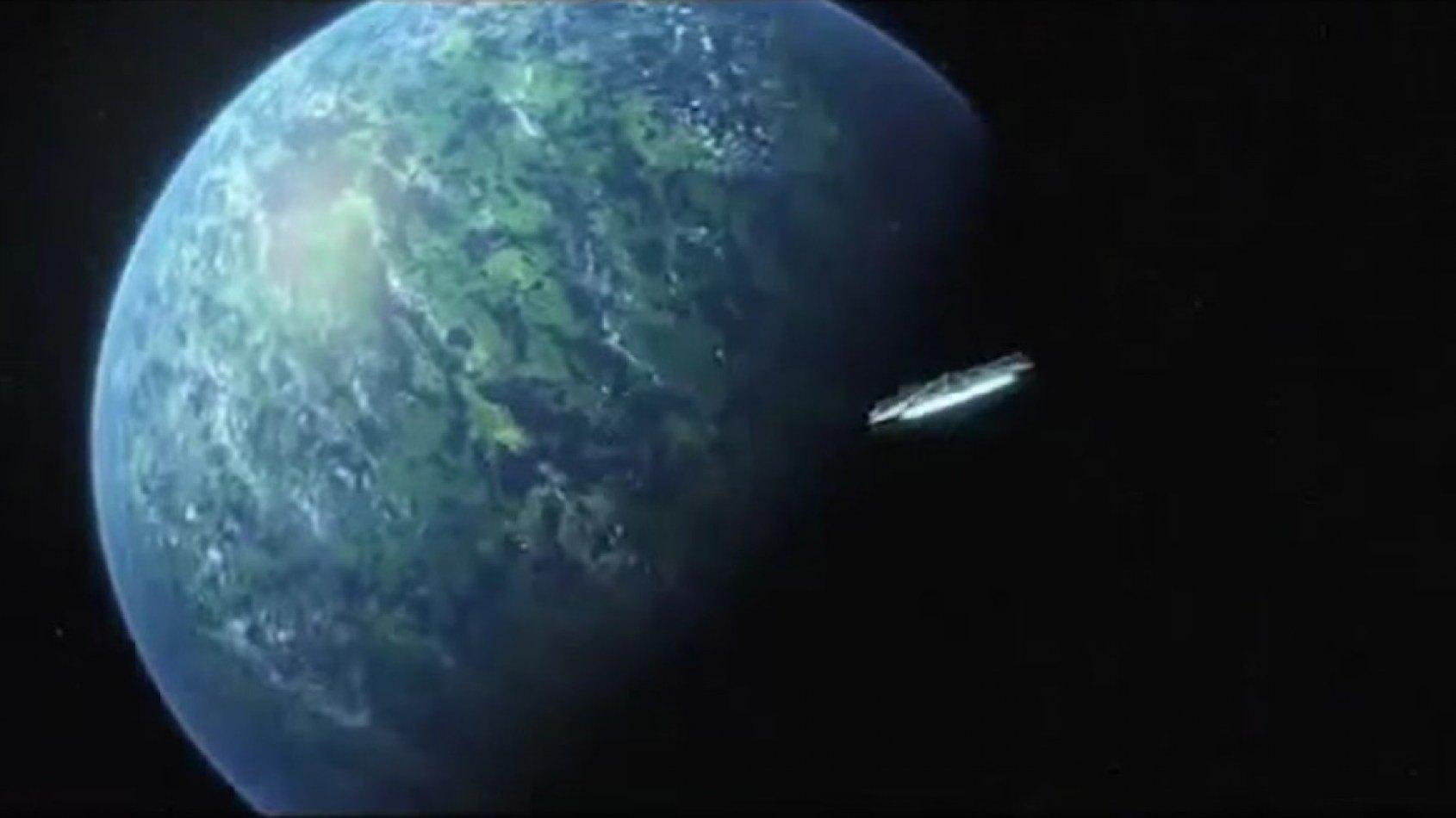 Le nom des planètes du Réveil de la Force a été révélé