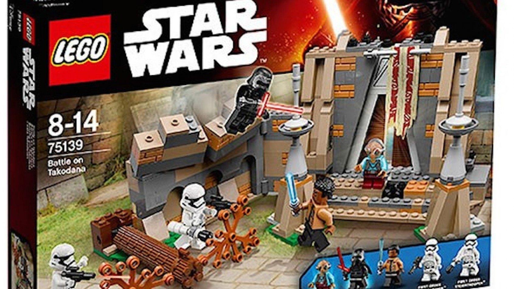 [LEGO] Deux nouveaux sets tirés du Réveil de la Force