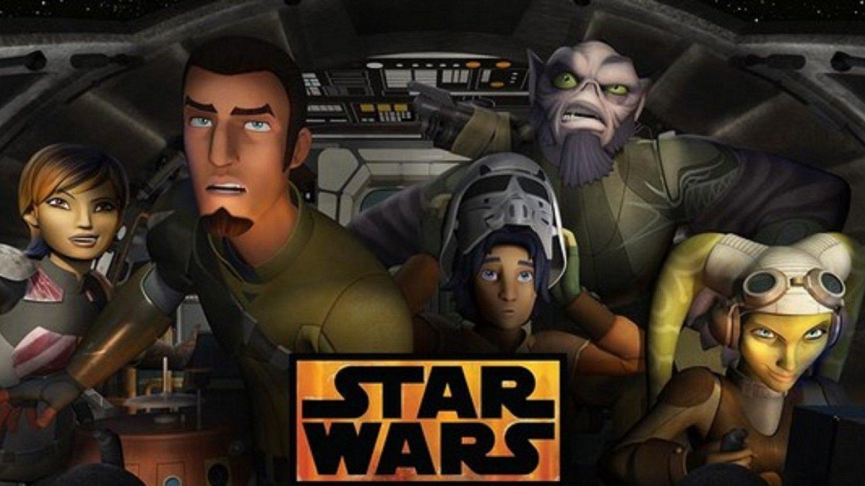Saison 3 de Rebels  annoncée !