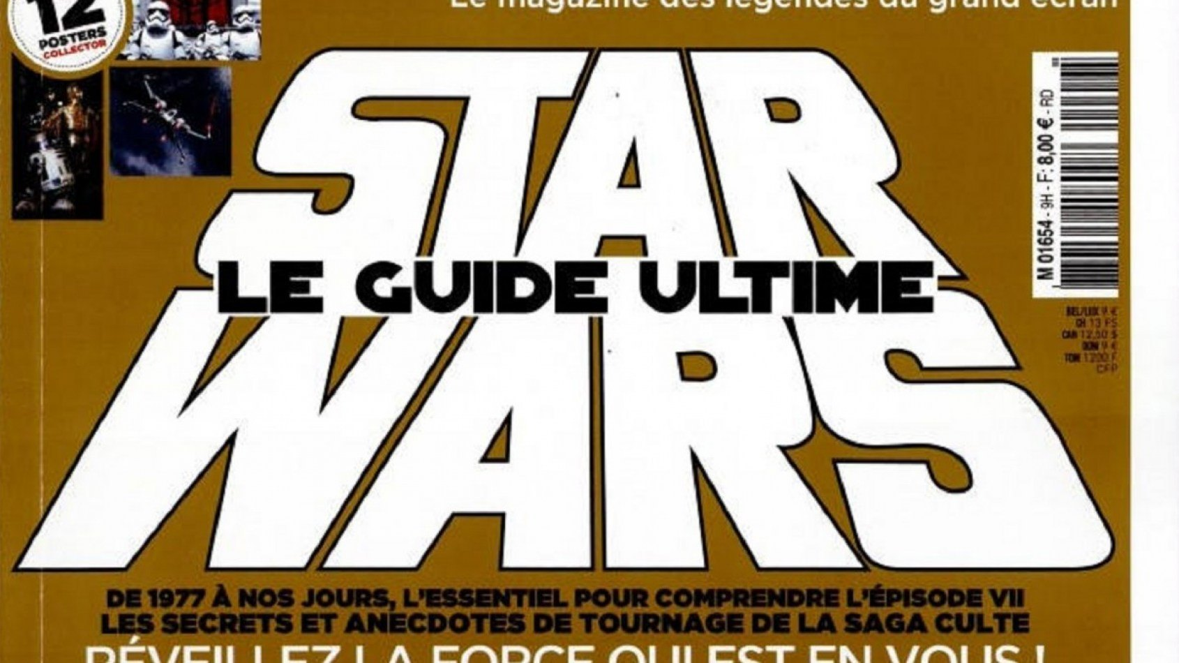 Un nouveau numéro de Ciné Saga consacré à Star Wars