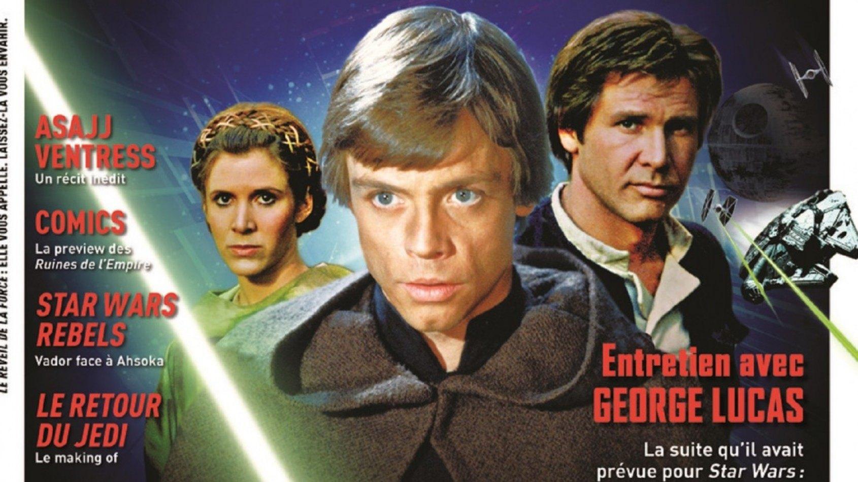 [Panini] Sortie de Star Wars Insider n°4