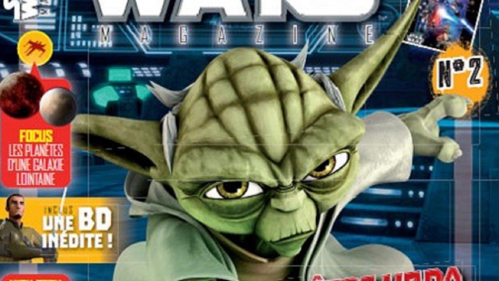 [Panini] Sortie de Star Wars Magazine 2