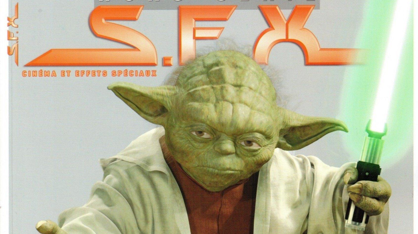SFX sort un spécial Star Wars