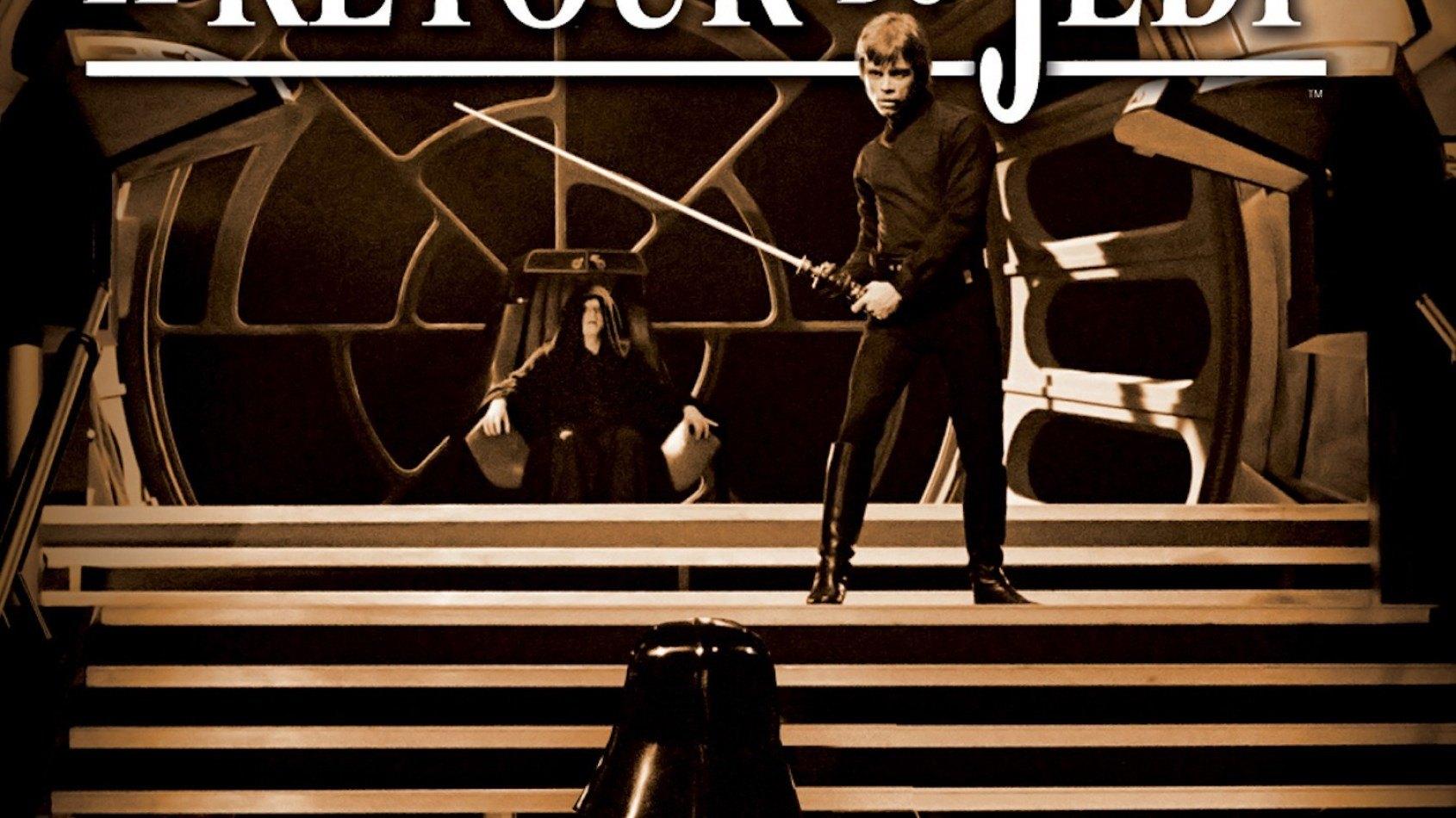 [Review] Le Retour du Jedi, Le Making of de J.W Rinzler