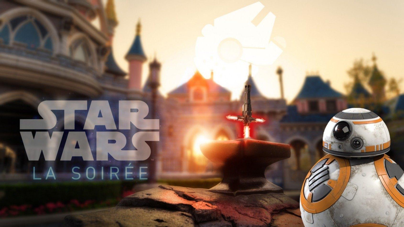 Venez vivre le Réveil de la Force à Disneyland Paris !