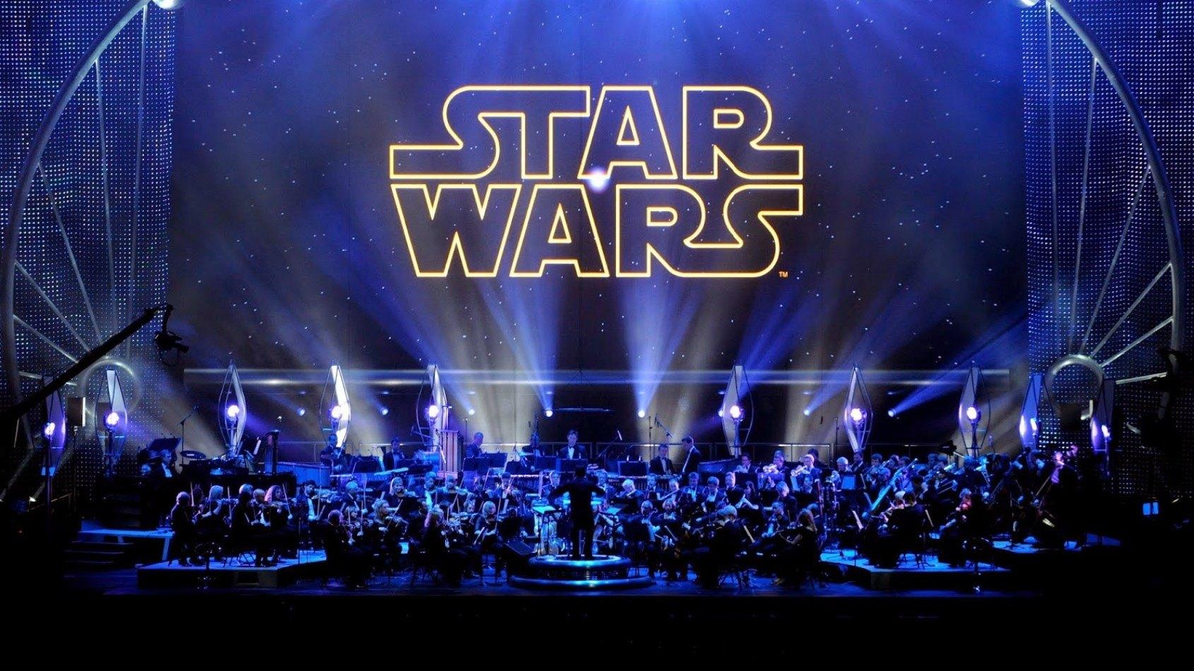 Le Retour de Star Wars en Concert !