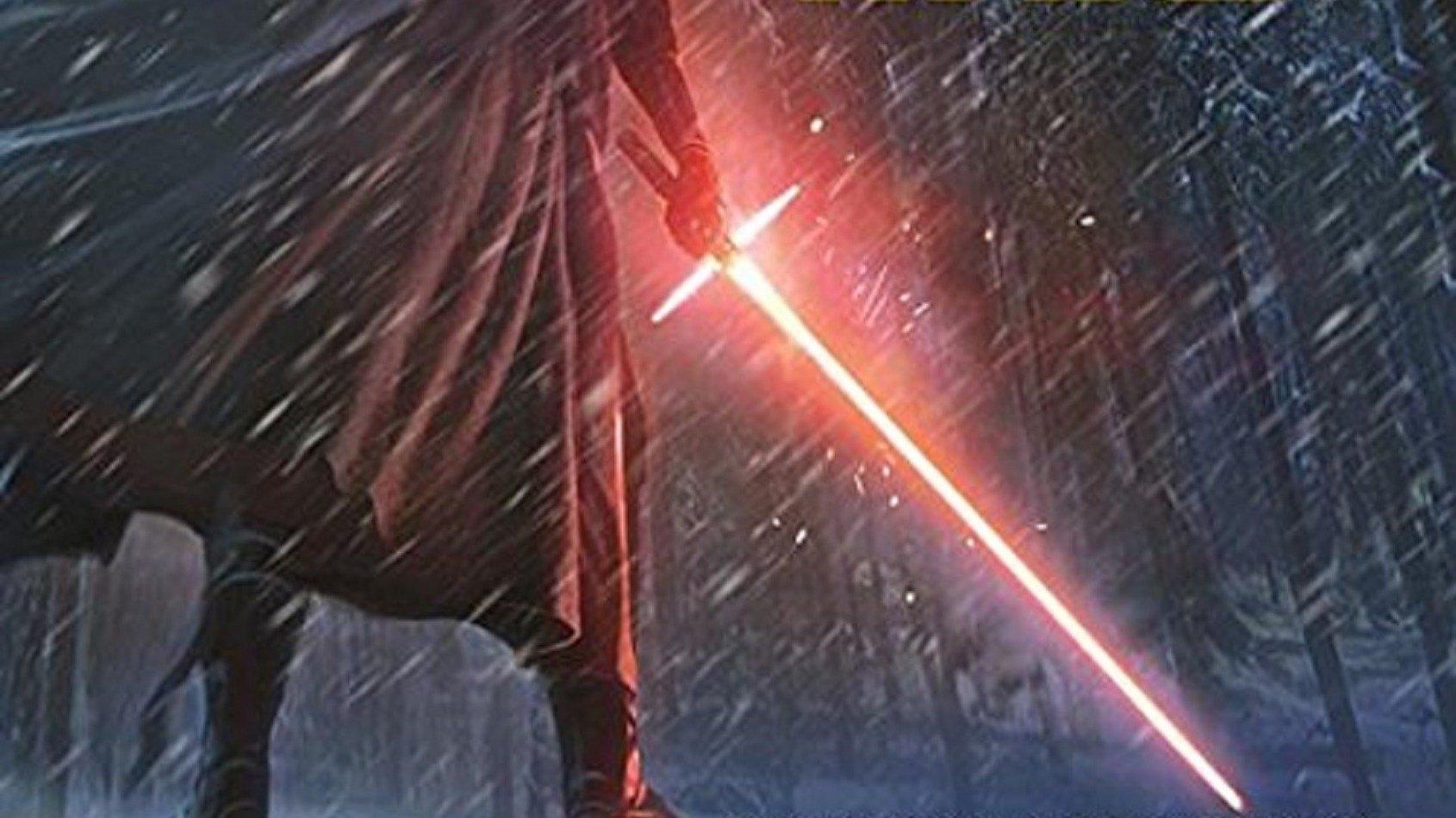[Huginn & Muninn] Sortie de Tout l'Art de Star Wars Le Réveil de la Force
