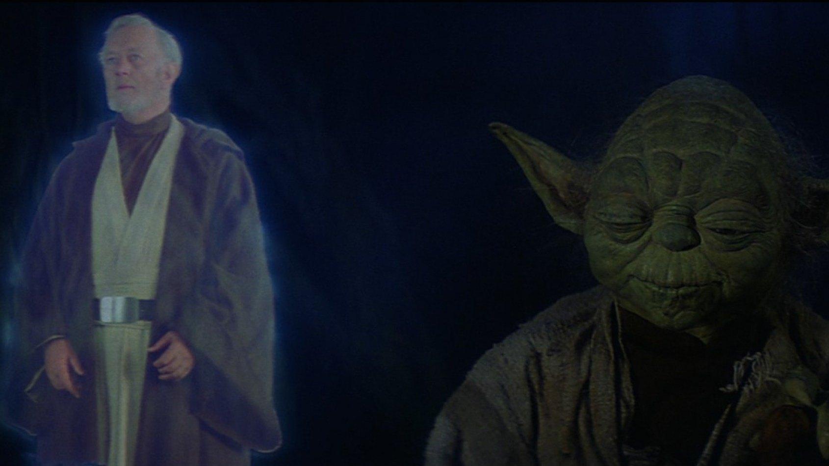 Obi-Wan et Yoda sont dans le Réveil de la Force !