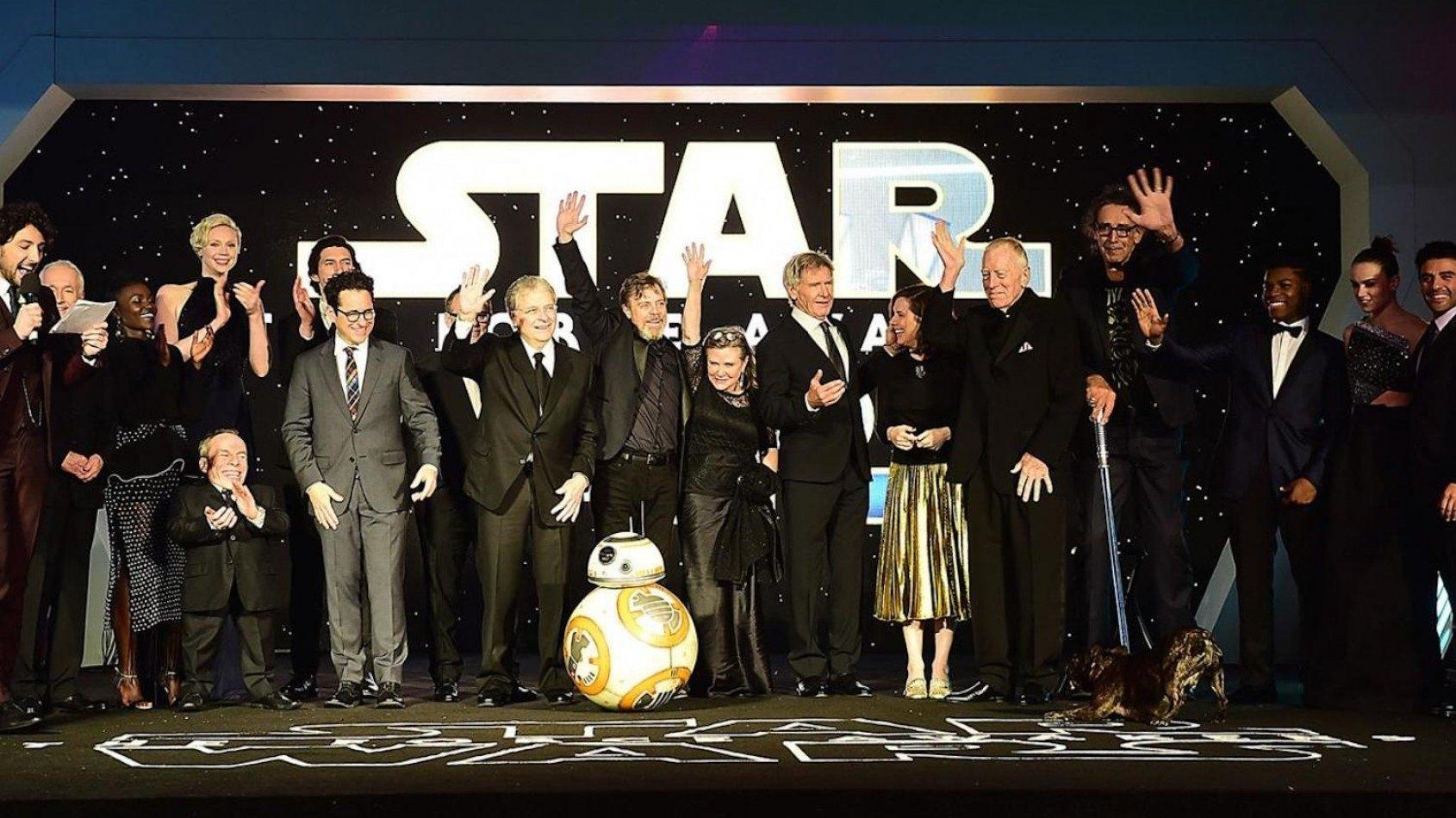 Le casting de Star Wars Episode VIII confirmé !