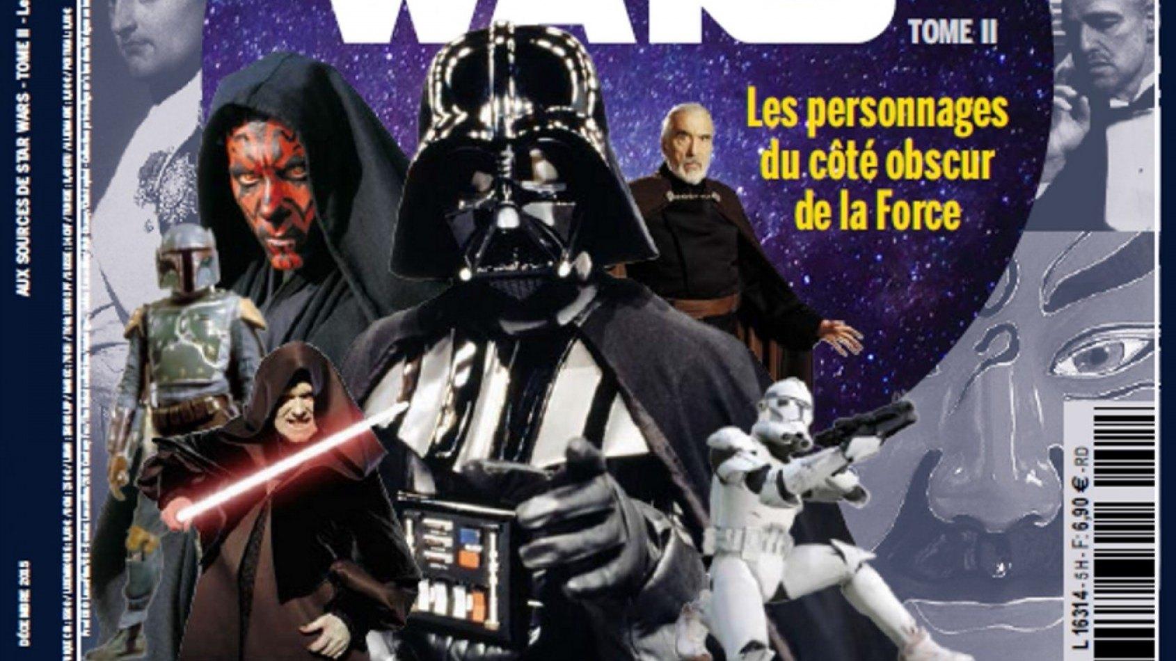 Un nouveau Hors S�rie du magazine Le Point consacr� � Star Wars