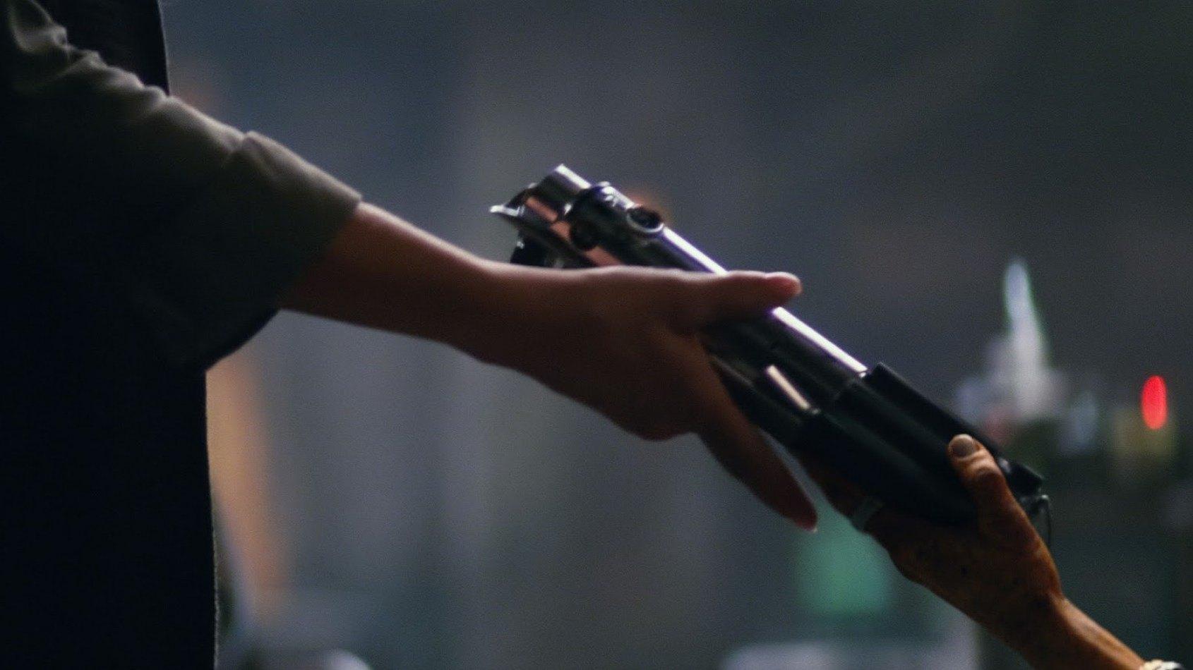 J.J. Abrams évoque une scène coupée du Réveil de la Force