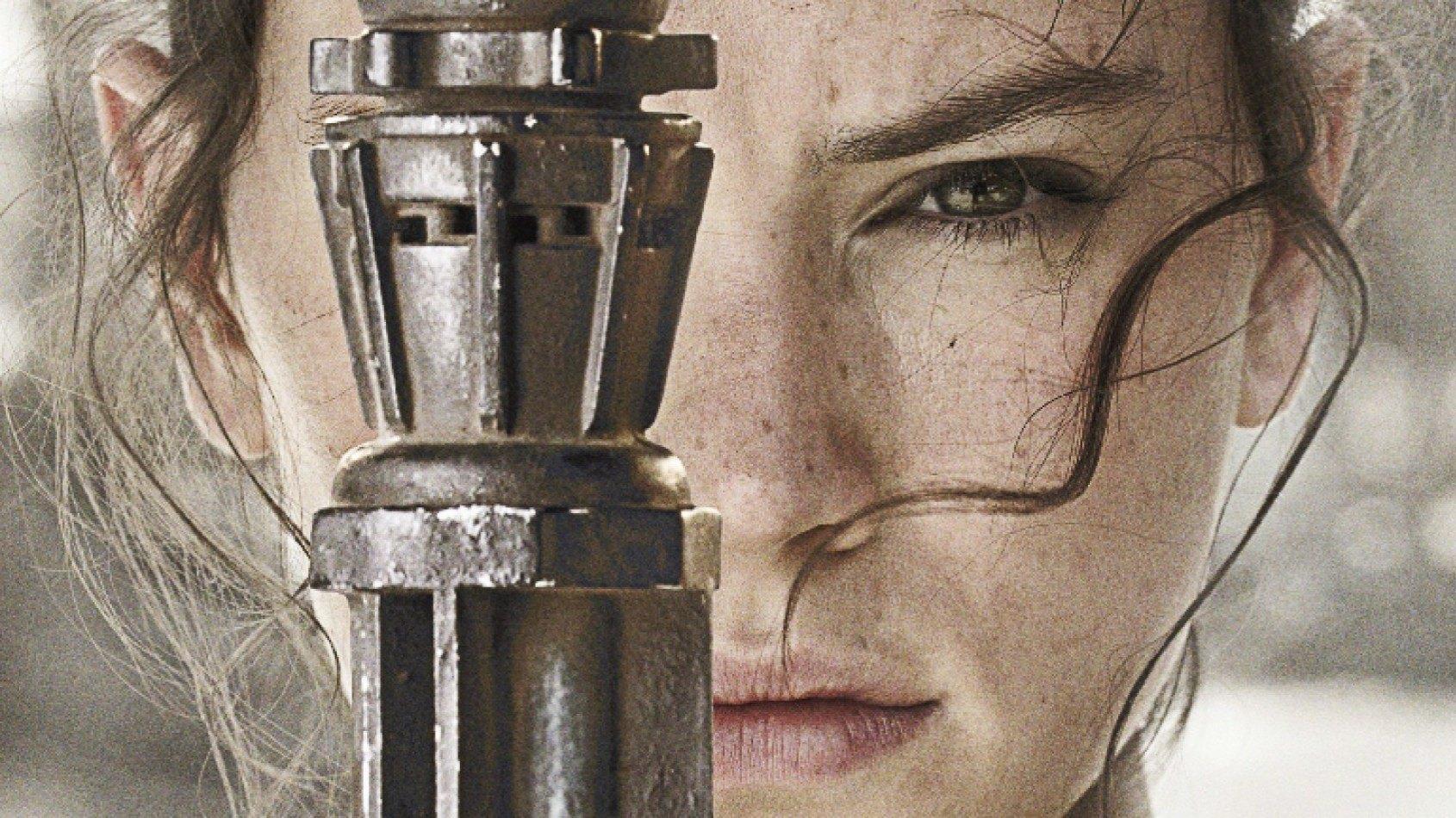 MAJ : L'identité de Rey dévoilée par un jeu vidéo ?