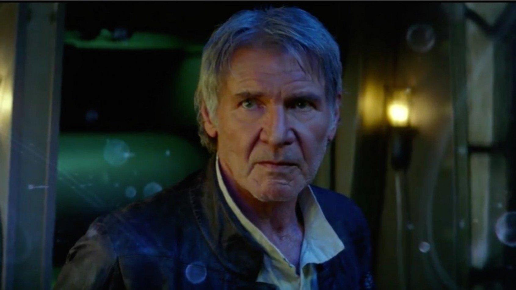 Le salaire d'Harrison Ford pour le R�veil de la Force a �t� d�voil�
