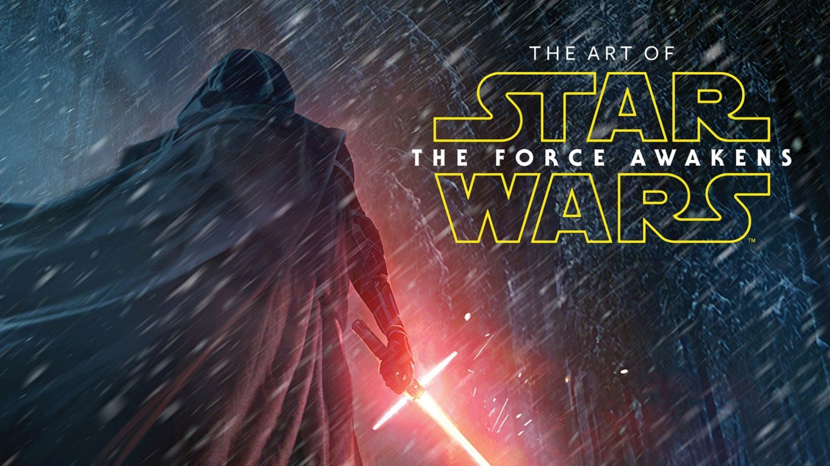 Review de The Art of The Force Awakens