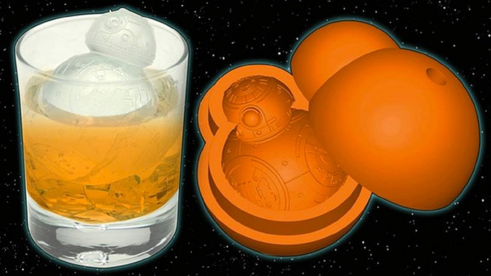 Kotobukiya  Ice Cube Tray - BB-8